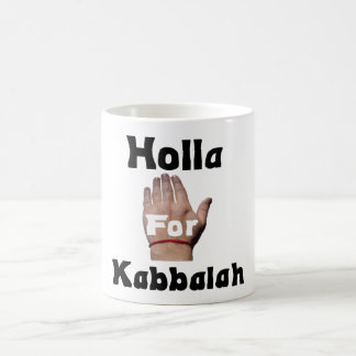 Holla For Kabbalah.Mug Coffee Mug