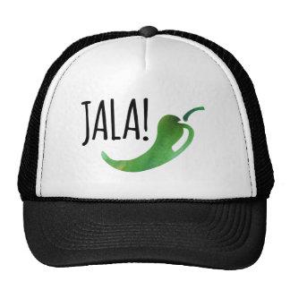 Holla Jalapeno Funny Trucker Hat