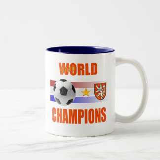 Holland 2010 World Champions Coffee Mugs