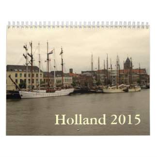 Holland 2015 calendar