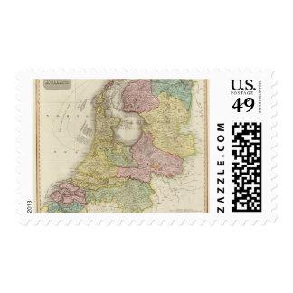 Holland 5 postage stamp