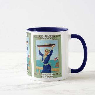 Holland America Line Mug
