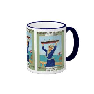 Holland America Line Mugs