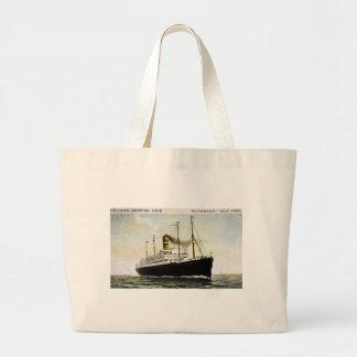 Holland-Amerika Line - Rotterdam - New York Bag