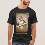 Holland Amerika New York Poster T-shirt