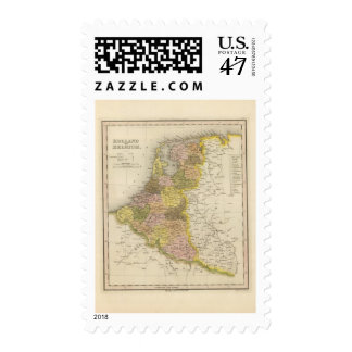 Holland And Belgium 2 Postage