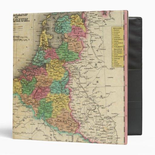 Holland And Belgium Binders