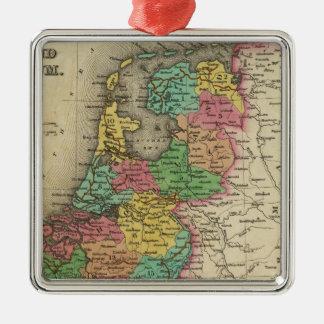 Holland And Belgium Christmas Ornament