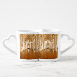 Holland Architecture Couple Mugs