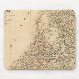 Holland, Belgium 2 Mouse Pad