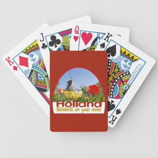 HOLLAND BICYCLE PLAYING CARDS