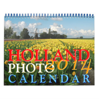 Holland Calendar 2014