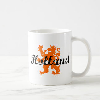 Holland Classic White Coffee Mug