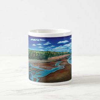 Holland Cove, Prince Edward Island- Watercolor Coffee Mug