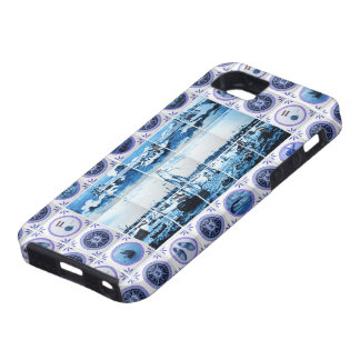 Holland Dutch Delftware Style iPhone 5/5S Cases