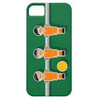 Holland foosball iPhone 5 fundas