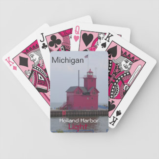 Holland Harbor Light Playing Cards