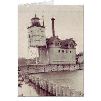Holland Harbor Lighthouse 2 Greeting Card