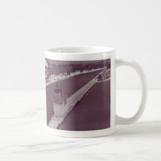Holland Harbor Lighthouse Classic White Coffee Mug