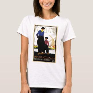 Holland Harwich Hook Service T-Shirt