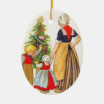 Holland Holiday Ornament