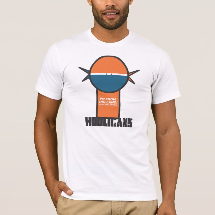 Holland Hooligan T-Shirt