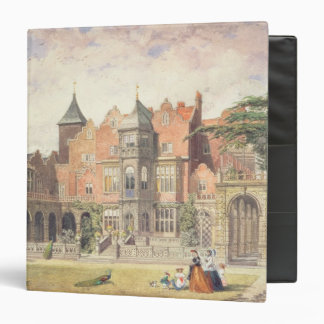 Holland House, Kensington 3 Ring Binder