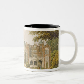 Holland House, the seat of the Right Honourable Lo Two-Tone Coffee Mug