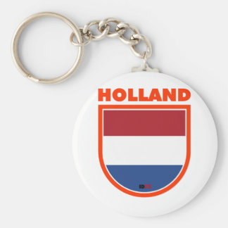 Holland Keychain