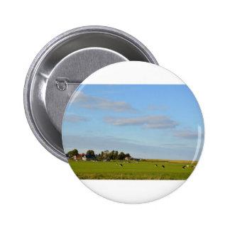 Holland Landscape panorama Button
