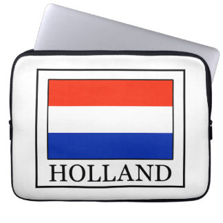 Holland laptop sleeve