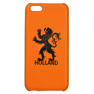 Holland Lion Case For iPhone 5C
