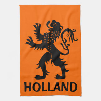 Holland Lion Towel