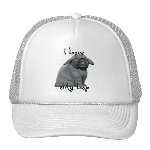 Holland Lop Hat