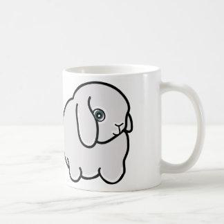 Holland Lop Classic White Coffee Mug