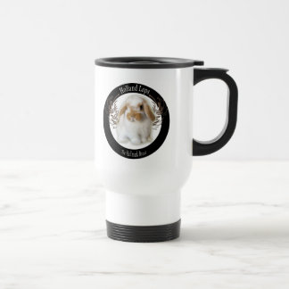 Holland Lop Travel Mug