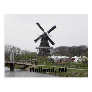 Holland, MI Postcard