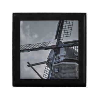 Holland MI Windmill Gift Box