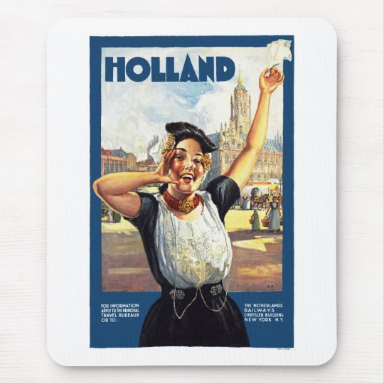 Holland Mouse Pad