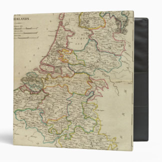 Holland Or The Seven United Provinces Binder
