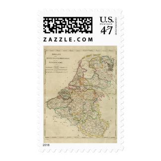 Holland Or The Seven United Provinces Postage Stamp