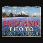 Holland Photo Calendar