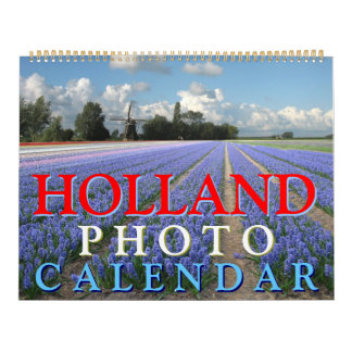 Holland Photo Calendar