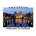 HOLLAND POST CARD