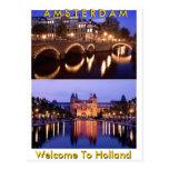 HOLLAND POSTCARDS
