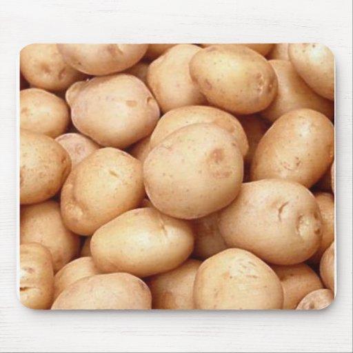 Holland_Potato Mouse Mat
