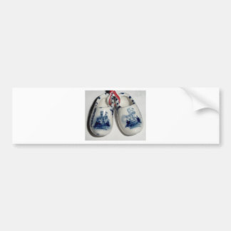 holland shoes bumper sticker