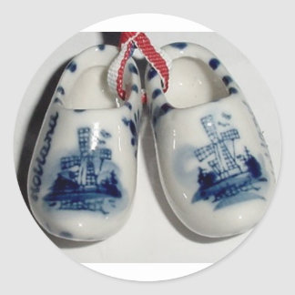 holland shoes sticker