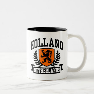 Holland Two-Tone Coffee Mug