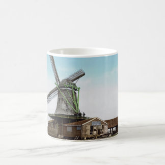 Holland Windmill Coffee Mug